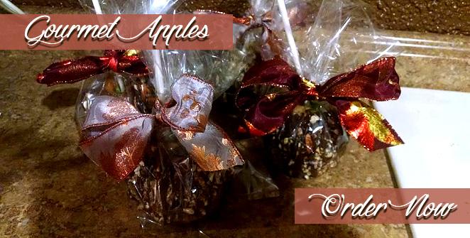 order gourmet apples